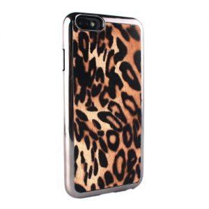 Leopard Calf Hair Bar